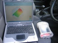Remapping with laptop